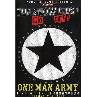 One Man Army - Live at Troubadour [DVD] USA import