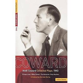 Coward speelt 2 privéleven bitterzoete de Marquise postmortale door lafaard & Noel