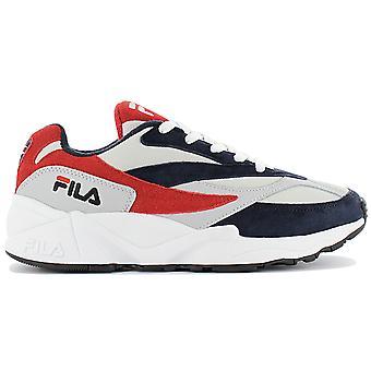 Fila V94M Low 1010572.20Z Herren Schuhe Blau Sneakers Sportschuhe