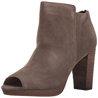 Corso Como Womens Edie Peep Toe Ankle Fashion Boots