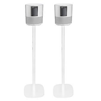 Vebos piso stand Bose Home Speaker 500 conjunto branco