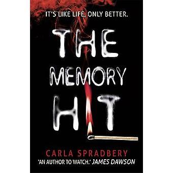الذاكرة ضربت كارلا سبرادبيري-كتاب 9781444920277