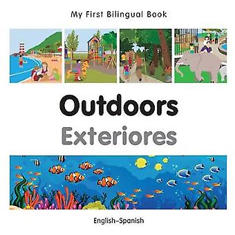 My First Bilingual Book  Outdoors  Spanishenglish by Milet Publishing