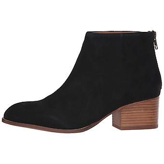 Seychelles Womens FloodPlain Suede Pointed Toe Ankle Fashion Boots