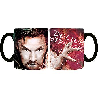 Mug - Marvel - Doctor Stange Coffee Cup New cmg-drs-drcl
