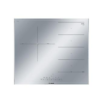 Induction Hot Plate BOSCH PXJ679FC1E 60 cm Metallic (3 Cooking areas)
