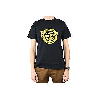 Dr. Martens Lock Up Logo Tee AC723001 Mens T-shirt