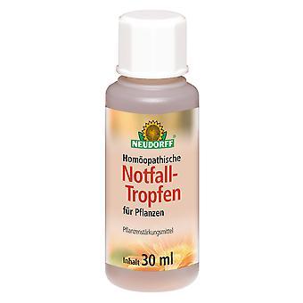 NEUDORFF Homöopathische Notfall-Tropfen für Pflanzen, 30 ml