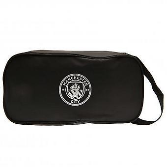 Manchester City FC Crest Boot Laukku