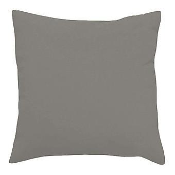 "Gardenista Premium Water Resistant Outdoor Foam Crumb Filled 18"" Garden Furniture Scatter Cushion (Grey)"