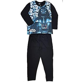 Star wars boys pyjama set darth vader long sleeve