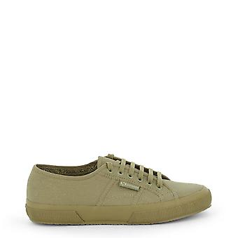 Superga Original Unisex Spring/Summer Sneakers - Green Color 33100