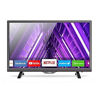 Engel SMART TV LE2481SM 24-quot; HD Ready LED Wi-Fi preto