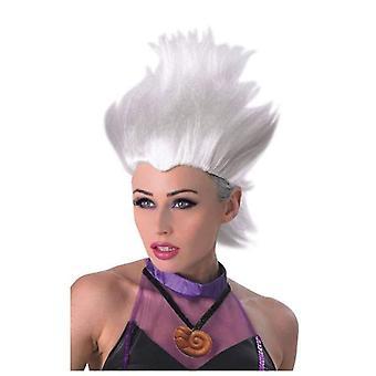 Disney Ursula White Wig