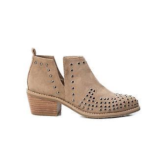 Xti - Schuhe - Stiefeletten - 48949_CAMEL - Damen - tan - EU 40