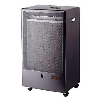 Gas heater vitrokitchen c3400w black