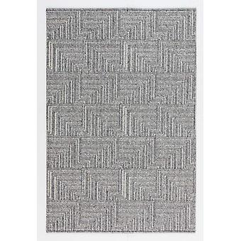 Skyline Pinnacle Rug - Rectangular - Grey