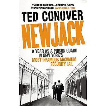 Newjack: Vuosi kuin vanginvartija New Yorkin pahamaineisimmista maksimaalisen turvallisuuden vankilassa
