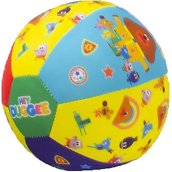 Hey Duggee Super Soft Motion Censor Ball with Sounds For Ages 12 months+