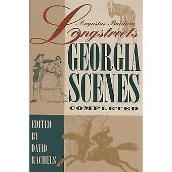 Augustus Baldwin Longstreets Georgien scener afsluttet ved Herning & David