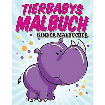 Tierbabys Malbuch by Coloring Books & Avon