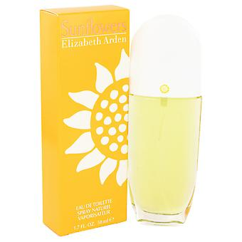 Girasoles por Elizabeth Arden Edt Spray 50ml