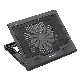 """Laptop Stand with Fan Tacens 4ABACUS 17"""" 12 dB 2 x USB 2.0"""