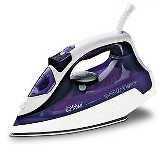 Steam Iron Kiwi KSI-6319 260 ml 2200W Ceramic Blue White