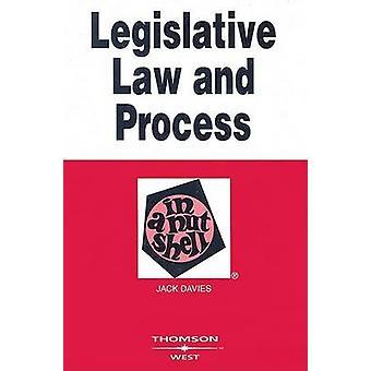 Législatives Law and Process in a Nutshell (3e édition révisée) par Ja