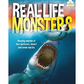 Real-Life Monsters - Amazing animals of the rainforest - desert and oc