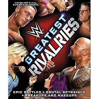 WWE Greatest Rivalries by Jake Black - 9780241361412 Book
