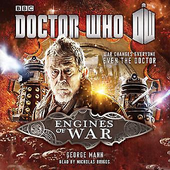Doctor Who Engines of War by Mann & George