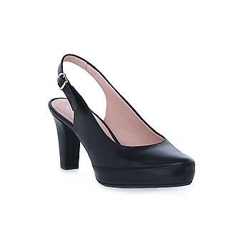 Fluchos blesa samun black shoes
