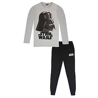 Star wars men pyjama set long sleeve