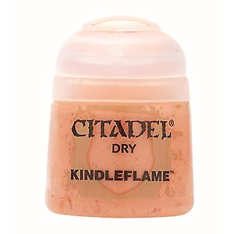 Kindleflame, Citadel Paint - Dry, Warhammer 40,000/Age of Sigmar