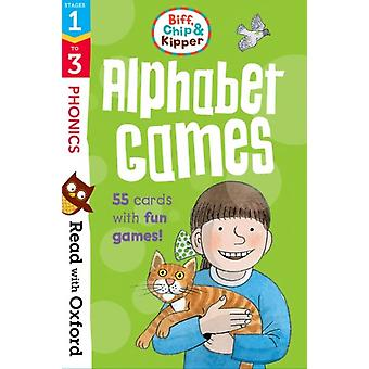 Read with Oxford Stages 13 Biff Chip and Kipper Alphabe by Roderick Hunt