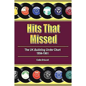 Hits That Missed - The UK Bubbling Under Chart 1954-1961 by Colin Dris