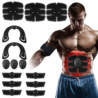 Muscle training gear hip buttocks lifting stimulator 14pcs