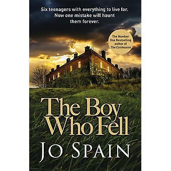 O Menino que Caiu por Jo Espanha