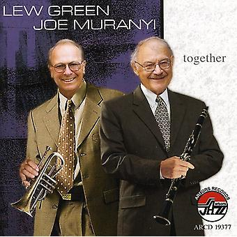 Lew Green & Joe Muranyi - Together [CD] USA import