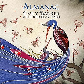Emily Barker & the Red Clay - Almanac [CD] USA import
