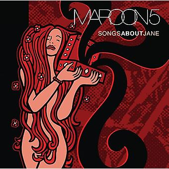 Maroon 5 - Songs About Jane (10th Anniversary) [CD] USA import