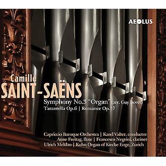 Symphony 3 / Tarantella 6 / Romance 37 [SACD] USA import