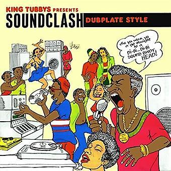 Various Artist - King Tubbys: Sound Clash Dubplate Style Pt 2 [Vinyl] USA import