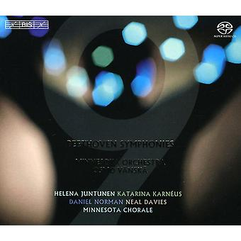 Minnesota Orchestra - Beethoven: Symphony No. 9 [SACD] USA import