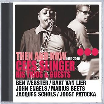 Cees Slinger - Then & Now 1966-2000 [CD] USA import
