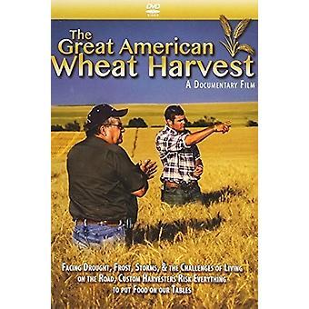 Great American Wheat Harvest [DVD] USA import