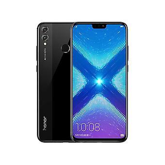 älypuhelin Honor 8X 4 / 128 GB musta Dual SIM