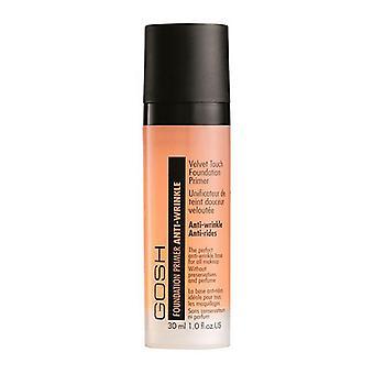 Make-up Primer Velvet Touch Ryppyjä Gosh Kööpenhamina (30 ml)