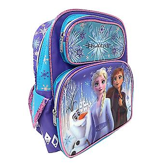 Small Backpack - Disney - Frozen 2 Elsa Olaf & Anna 12